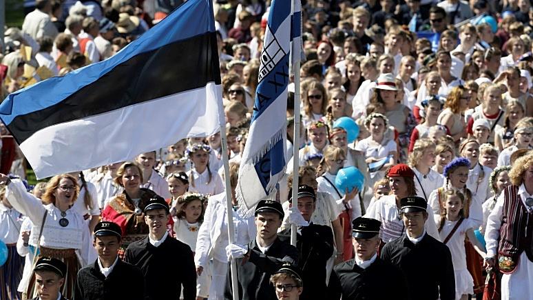 Эстония, Литва иЛатвия требуют уРФ деньги за«советскую оккупацию»