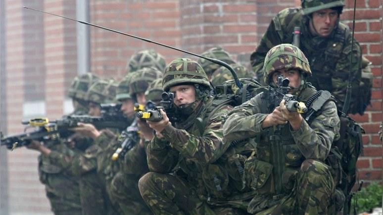 Daily Star: НАТО готовится к арктической войне «на заднем дворе Путина»