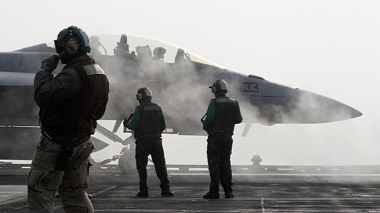 Washington Examiner: больше половины авиации морпехов США не готово к бою