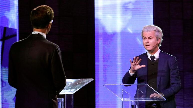 El País: «великая битва» за Европу начнётся на выборах в Голландии