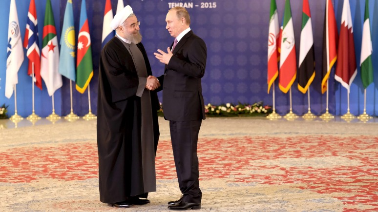 Conversation: Россия возвращается на Ближний Восток и «жаждет мести»