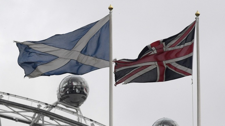 DT: шотландский референдум поможет Путину развалить Британию
