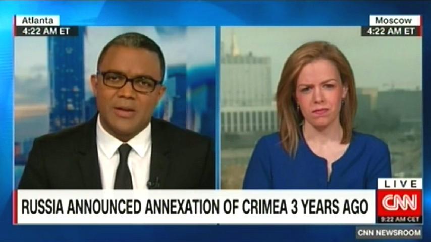 CNN: вопреки давлению США и ФРГ, Россия празднует «годовщину аннексии» Крыма