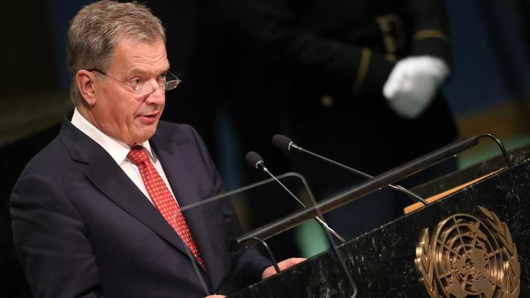 Президент Нийнистё: с русскими нужен диалог — они «понимают Финляндию»