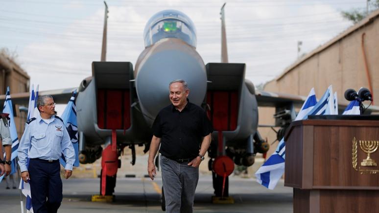 «При всей любви к Путину»: авиаудары Израиля стали посланием «настоящему боссу в Сирии»
