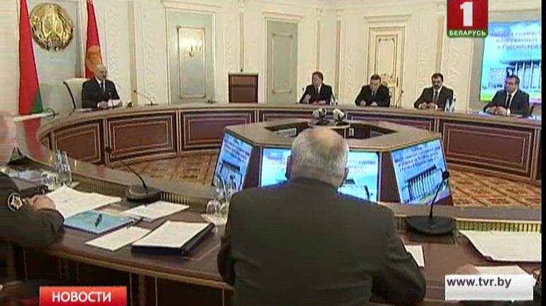 Лукашенко: разногласия с Россией — не повод для торговли безопасностью общих рубежей