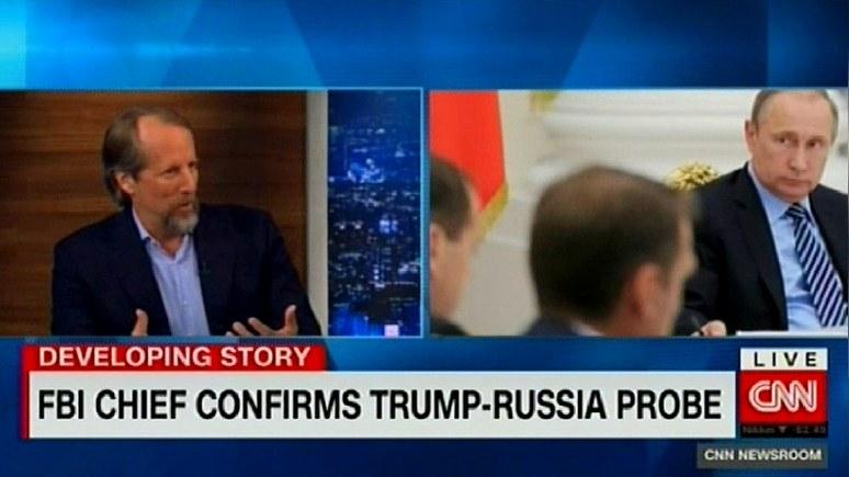 CNN: в отношениях с США Россия «взяла передышку»