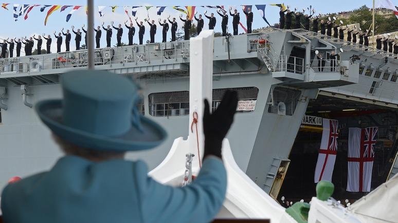 Daily Mail: русский «Циркон» сделает из английского флота груду бесполезного металла