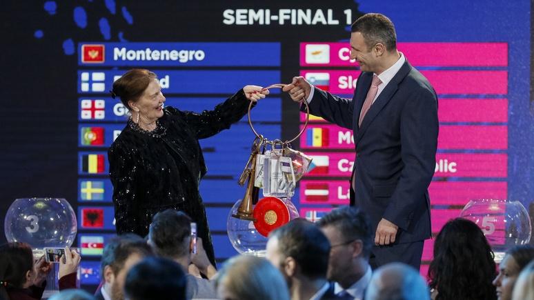 Организаторы Евровидения нетеряют надежды договориться овыступлении представителя Российской Федерации вКиеве