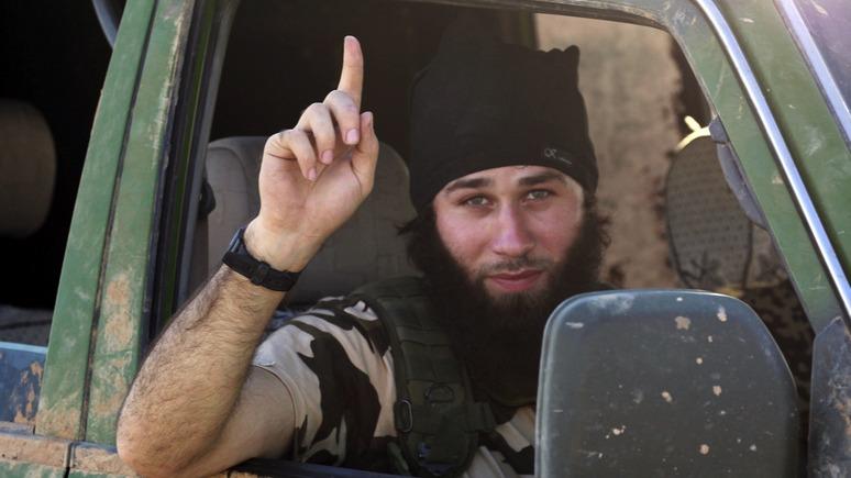 Вести: Украина превратилась в центр по легализации террористов ИГ
