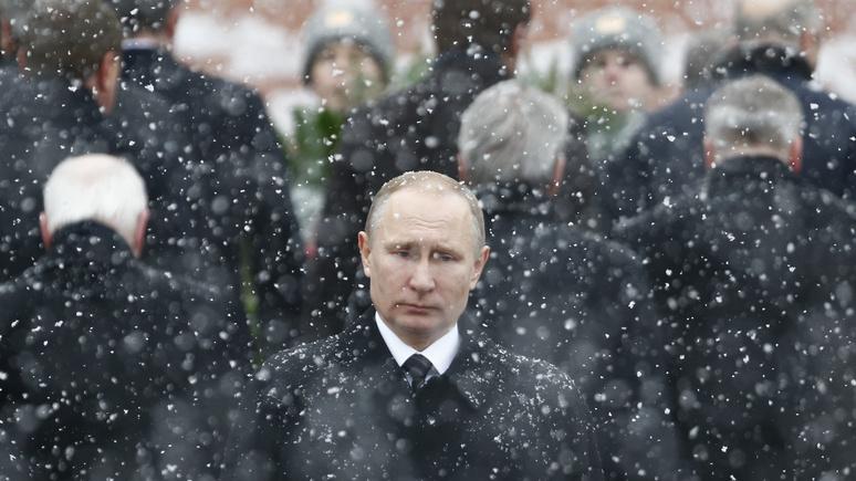 Guardian: у Путина нет желания ссориться с Трампом