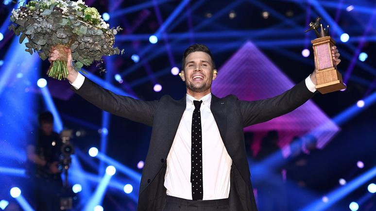 SR: шведский певец вступился за право Самойловой выступить на Евровидении