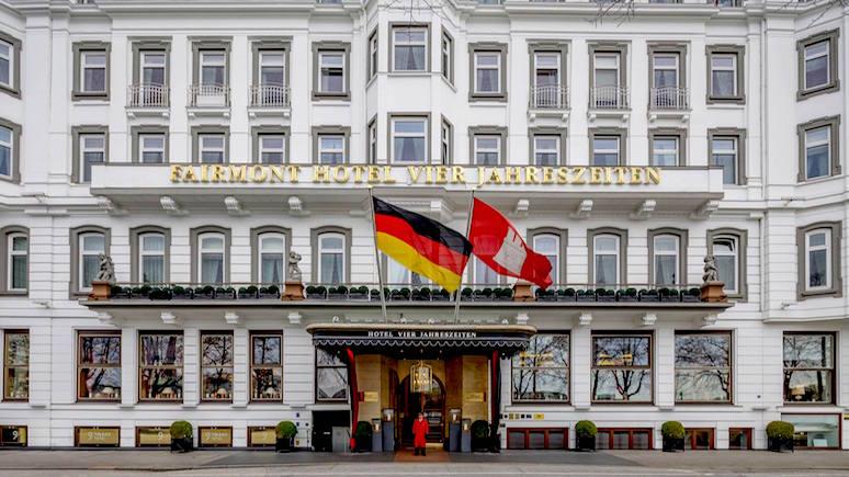 Wyborcza: символ Гамбурга отказал в ночлеге и Путину, и Трампу
