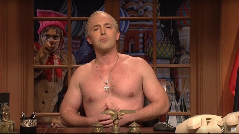 Американский актёр: думаю, Путину понравилось, как я его сыграл