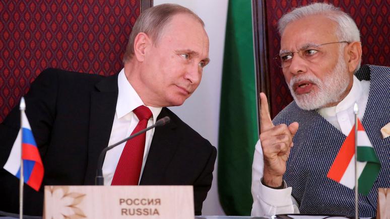 Foreign Policy: Индия заигрывает с США, но оружие предпочитает российское