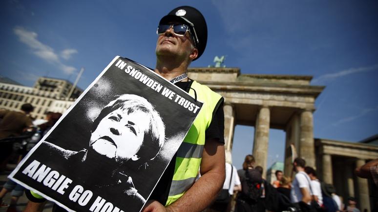 CM: пока ЦРУшники «беснуются» на немецкой земле, Берлин ищет русских шпионов