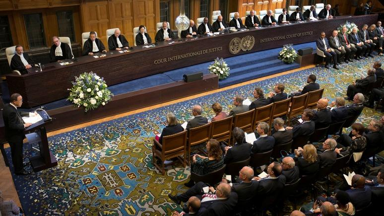 Обозреватель: суд ООН отказался вводить временные меры против России