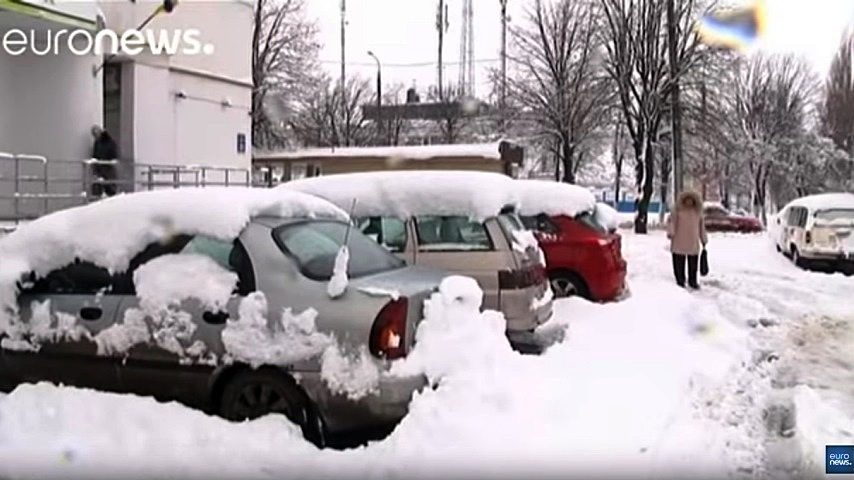 Euronews: Россия и Украина снова утепляются — в апреле вернулась зима