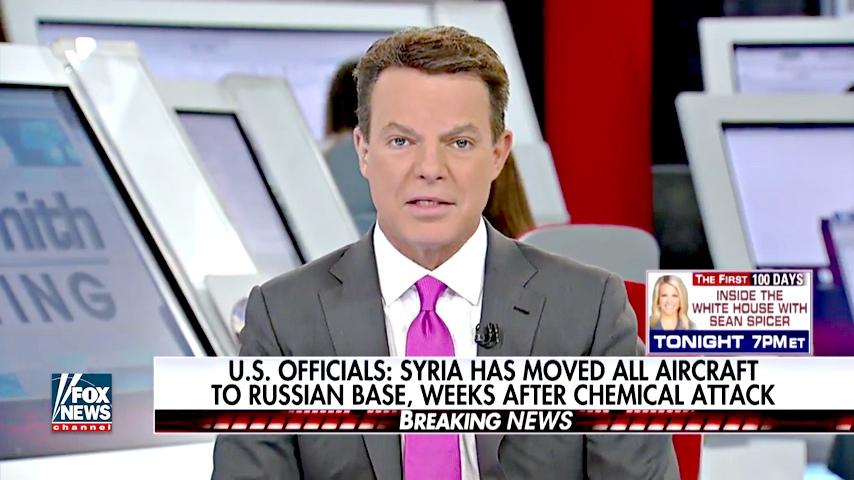 Fox News: российская база не защитит авиацию Асада, если Трамп решит ударить снова