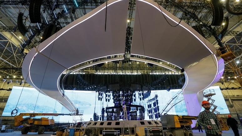 Захарова: «гетто для дебилов» от Скрипки — готовое приветствие для участников Евровидения