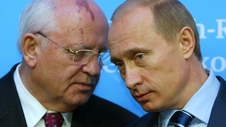 Горбачёв о Путине: авторитарные меры оправданы, но стране нужна демократия