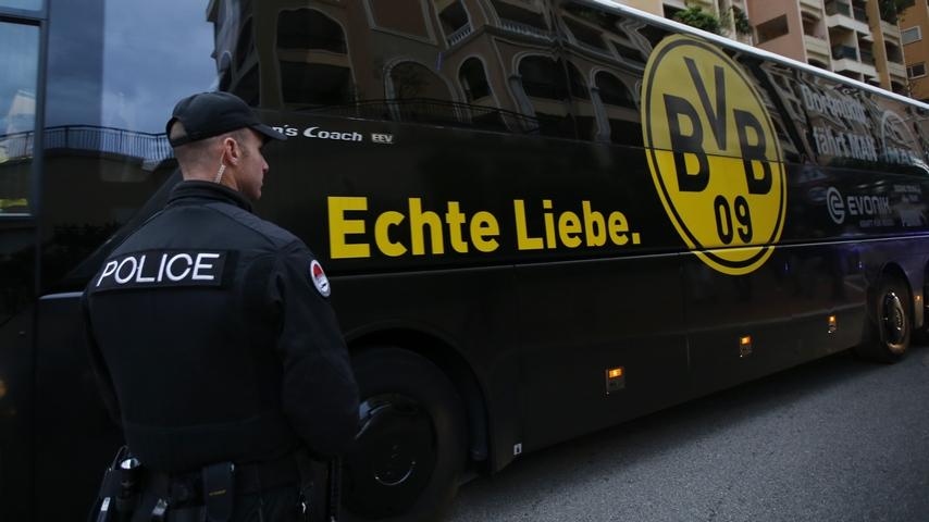 N24: автобус «Боруссии» подорвал не исламист, а «банальный» злодей из России