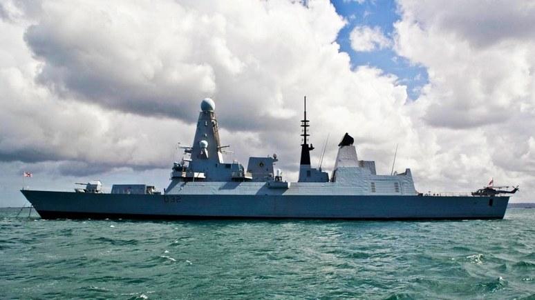 Британские СМИ назвали отправку эсминца кберегамРФ «посланием Путину»