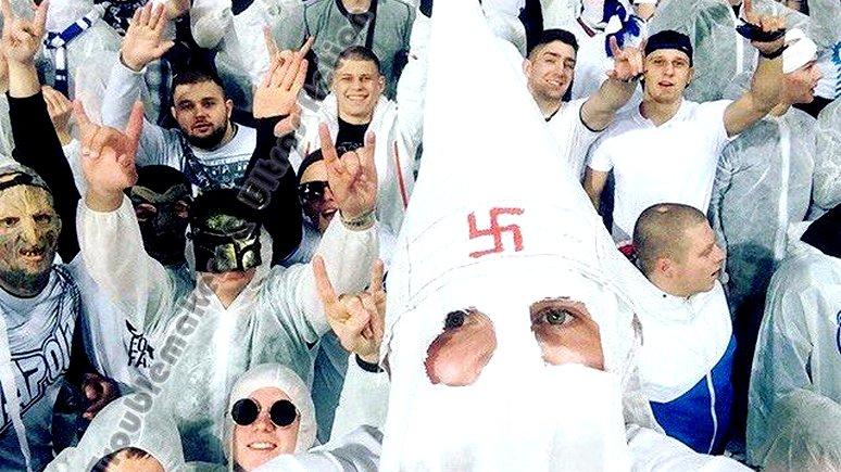 «Больные и сумасшедшие!» — «белое дерби» в Киеве нагнало жути на Kronen Zeitung
