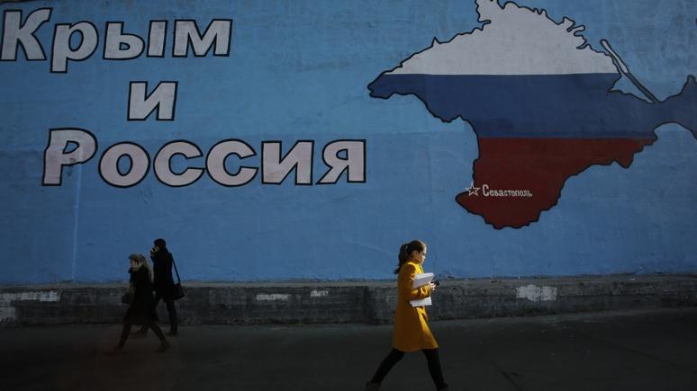 Власти Крыма проинформировали, что полуостров навсе сто обеспечен водой