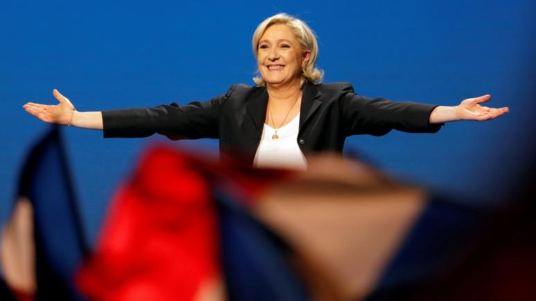 Ле Пен: Макрон должен сказать, «под каким соусом он хочет есть французов»