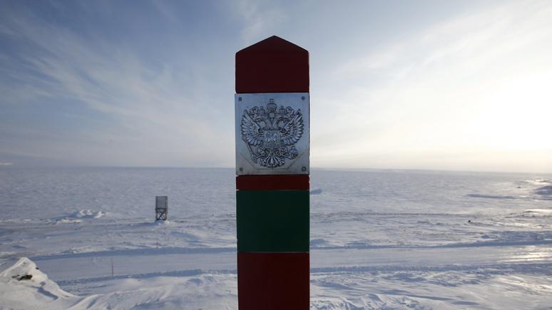 Береговая охрана США боится русского присутствия вАрктике