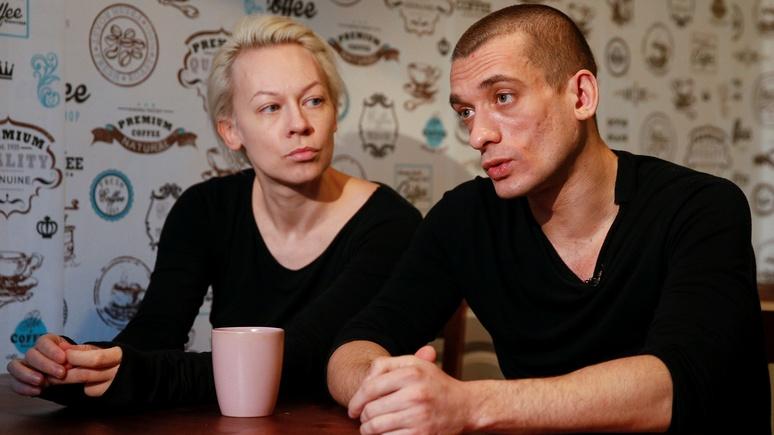 Павленский получил убежище воФранции, однако считает его ссылкой— LeFigaro