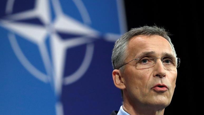 Бойцы НАТО небудут воевать вСирии, объявил Столтенберг