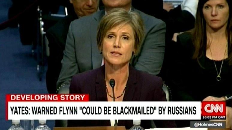 CNN: экс-генпрокурор США заподозрила Москву в шантаже бывшего советника Трампа