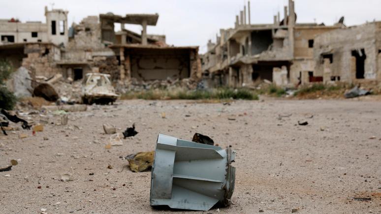 Times: воюющие стороны пустились в гонку за «сирийский Берлин»
