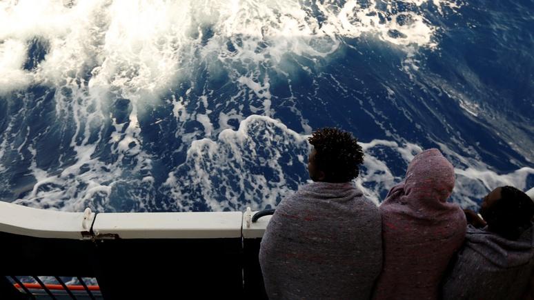 Times: украинские контрабандисты доставляют мигрантов в Европу на роскошных яхтах
