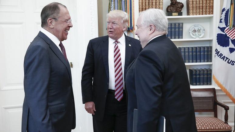Washington Post: Трамп «слил» русским сверхсекретную информацию