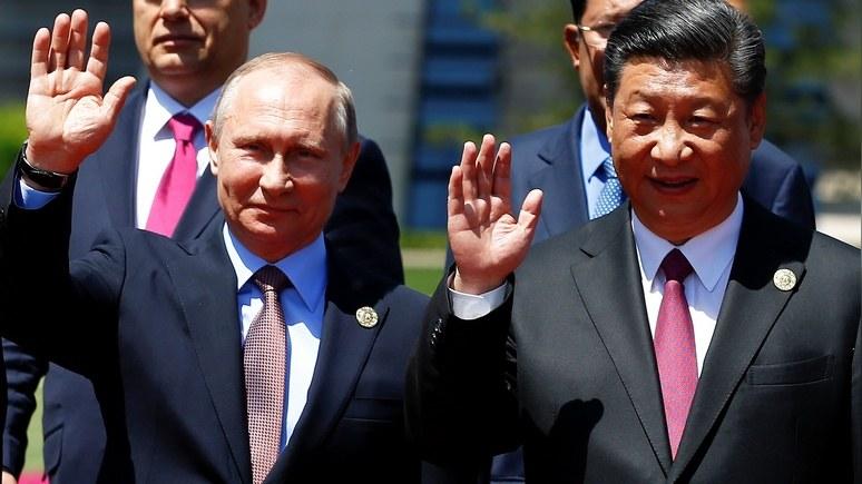 Новая холодная война по версии Forbes: Россия и Китай против демократий всего мира