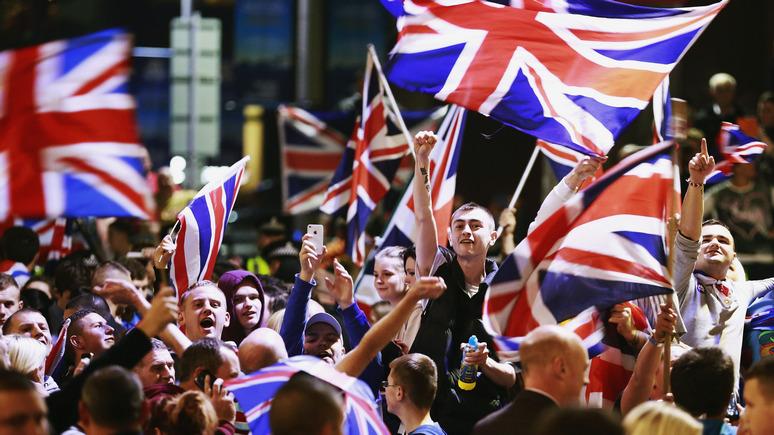 Daily Star: британский депутат усмотрел в брексите руку Москвы
