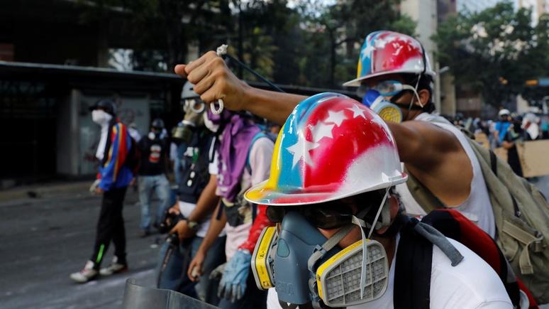 Contra Magazin: Россия спасёт Венесуэлу от натиска сырьевой мафии США