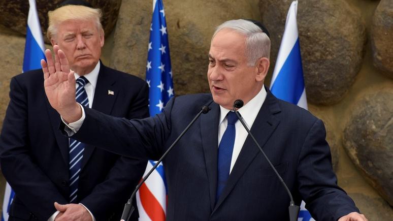 Foreign Policy: Израиль не оставил «болтливость» Трампа без последствий