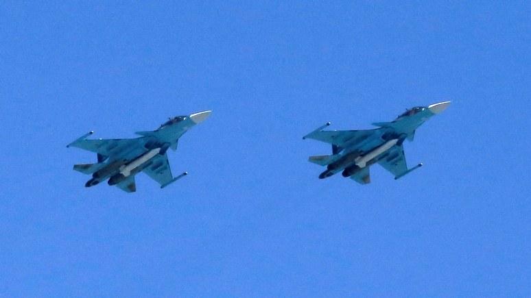 IBO: российские самолёты не дали норвежцам отдохнуть от арктических учений