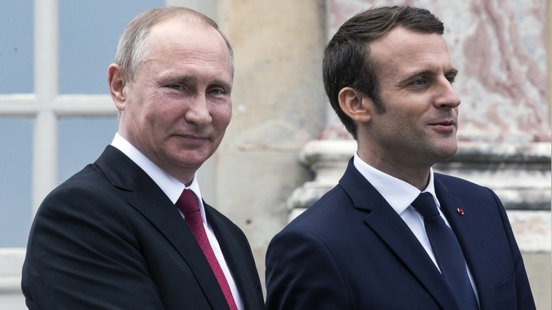 Пол Крейг Робертс: после Макрона от Франции ничего не останется