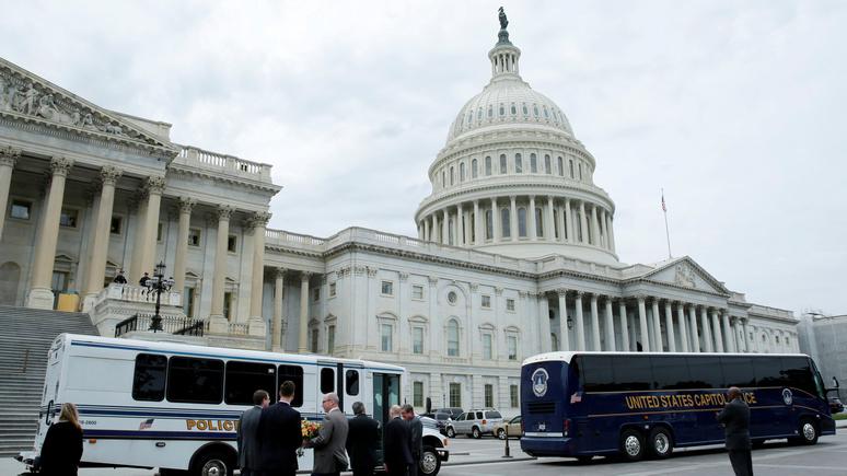Bloomberg: в сенате США предложили ввести новые санкции против «непокорной» России