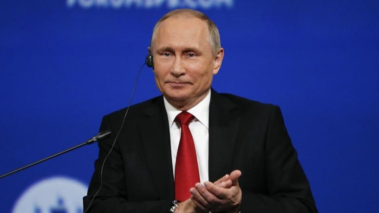 CNBC: Путин заявил, что развал НАТО помог бы России