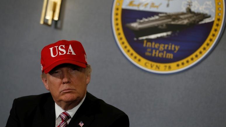 Reporter-News: отказ Трампа от обязательств по НАТО подталкивает Россию к «агрессии»