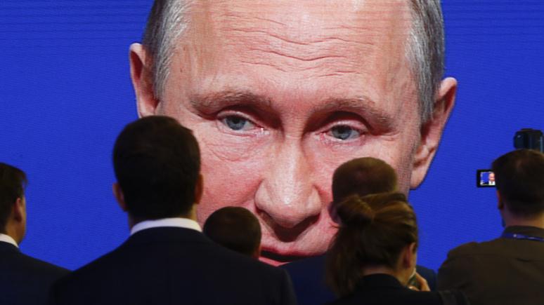Washington Post: «грубый стиль» на экономическом форуме дорого обойдётся Путину