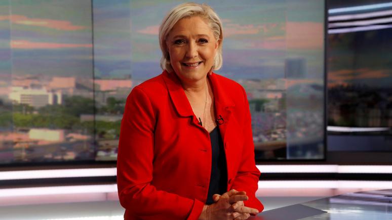 Ле Пен призывает Макрона возглавить «Ялтинскую конференцию» по борьбе с терроризмом