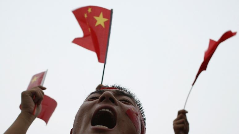 SCMP: Китай поднялся благодаря вере США в «российскую угрозу»