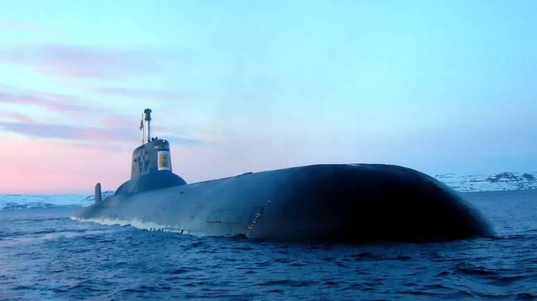 Expressen: российская атомная подлодка на Балтике — это как «слон в посудной лавке»